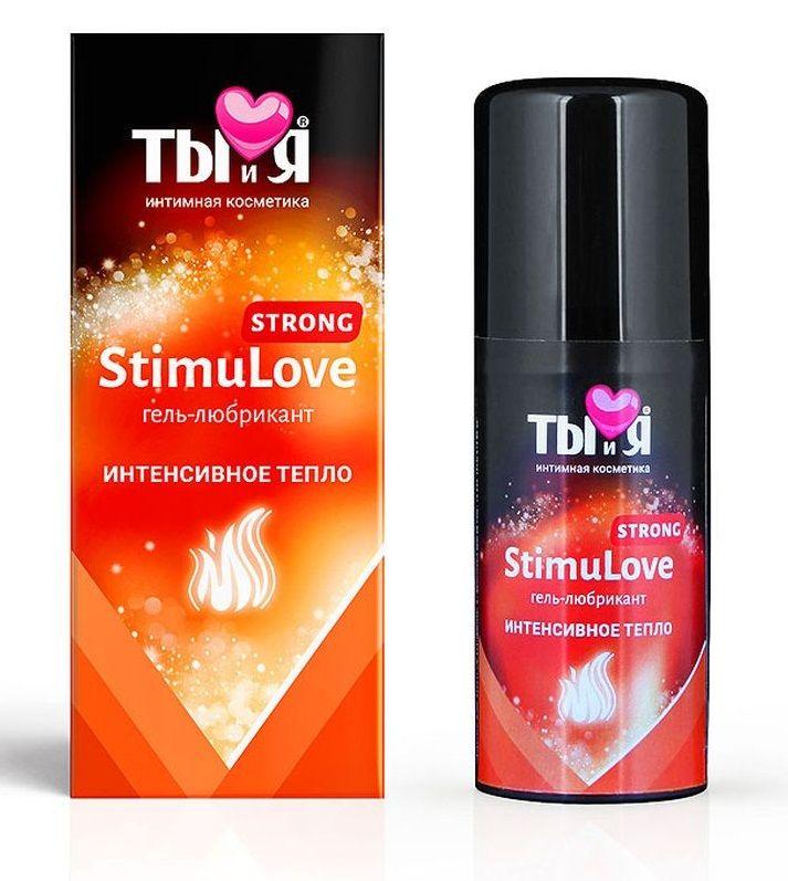 Гель-лубрикант StimuLove strong для усиленной стимуляции возбуждения - 20 гр. LB-70005 от Биоритм