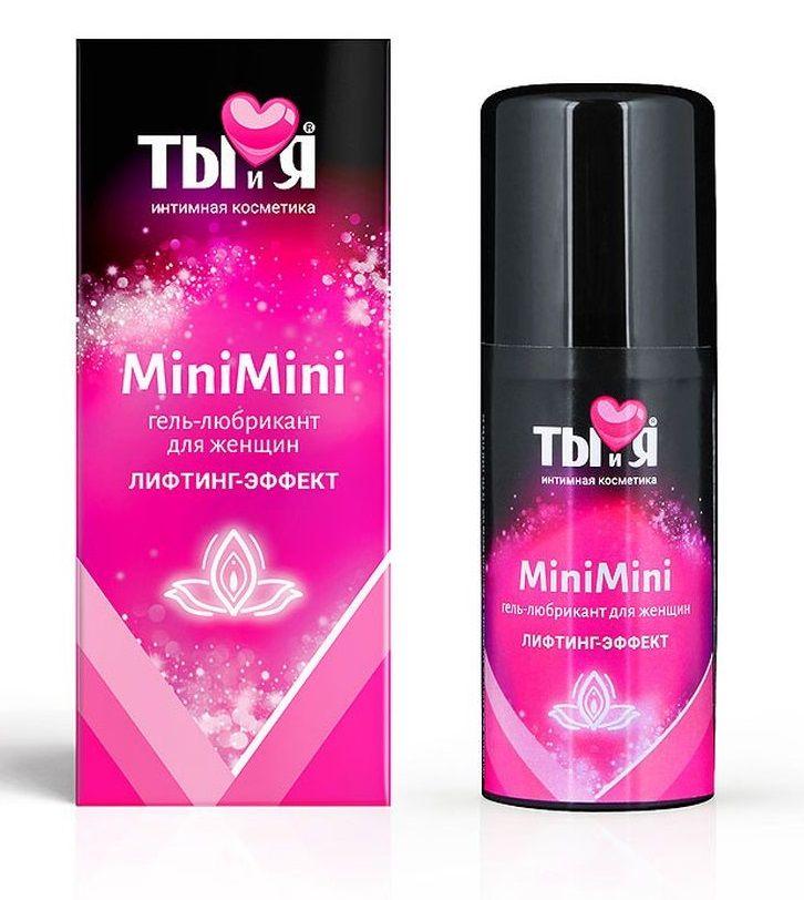 Гель-лубрикант MiniMini для сужения вагины - 20 гр. LB-70015 от Биоритм