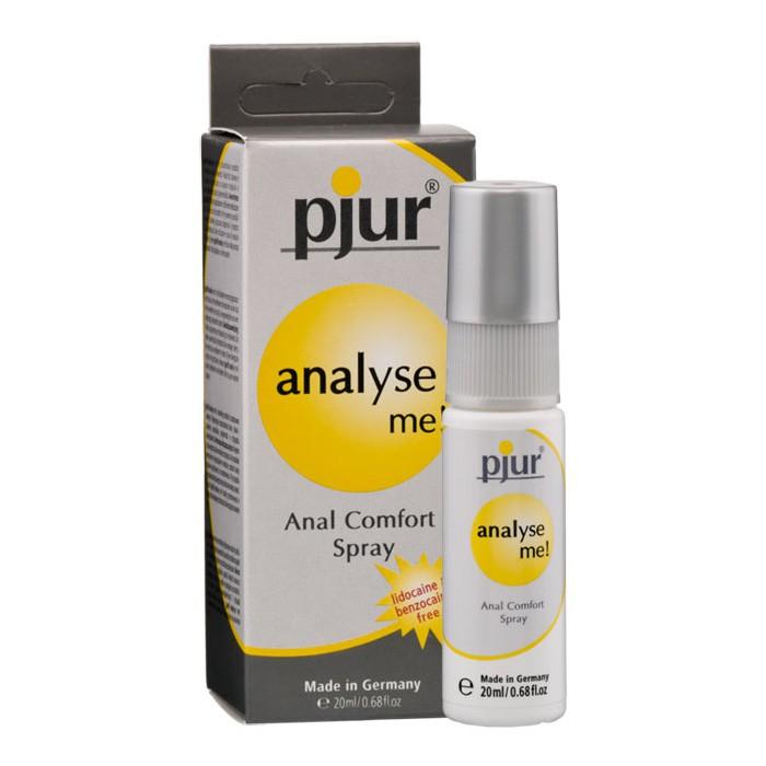 Обезболивающий анальный спрей pjur ANALYSE ME - 20 мл. 10460 от Pjur