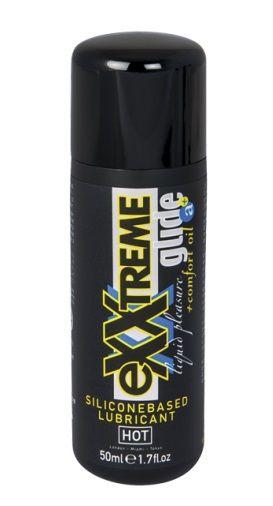 Смазка  на силиконовой основе для анального секса Exxtreme Glide - 50 мл. 44031 от HOT