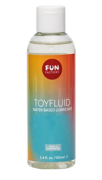 Лубрикант на водной основе Toyfluid - 100 мл.