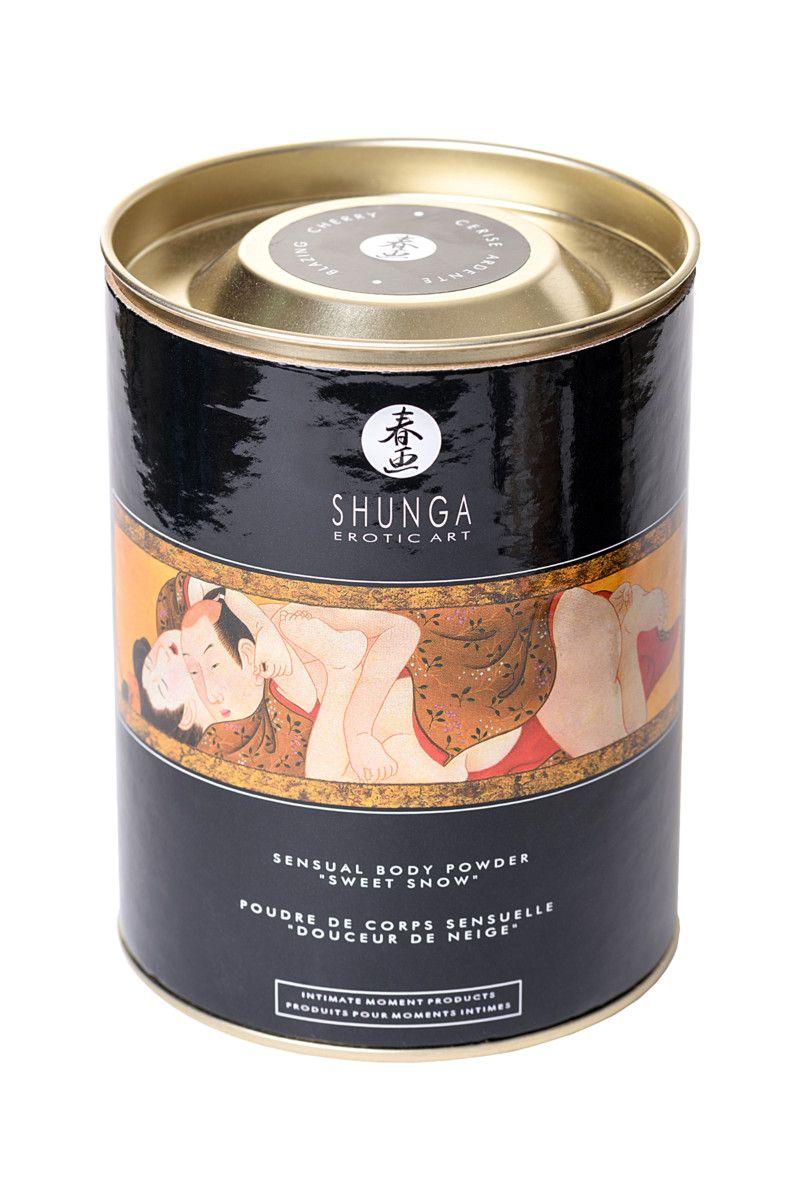 Пудра для тела  - Экзотические фрукты 3002 от Shunga