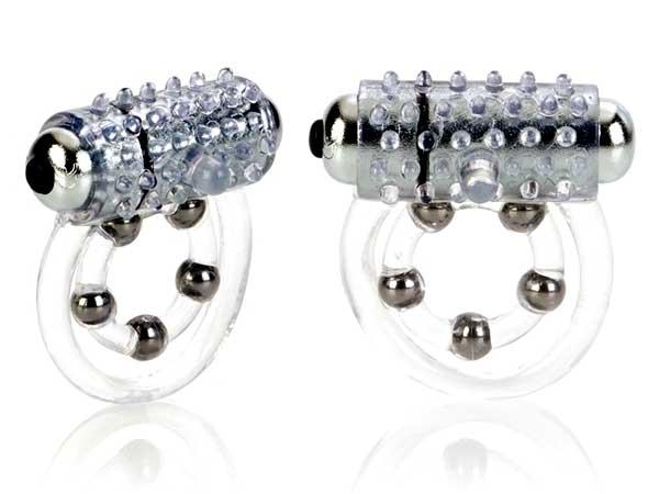 Эрекционное вибро-кольцо Waterproof Maximus Enhancement Ring