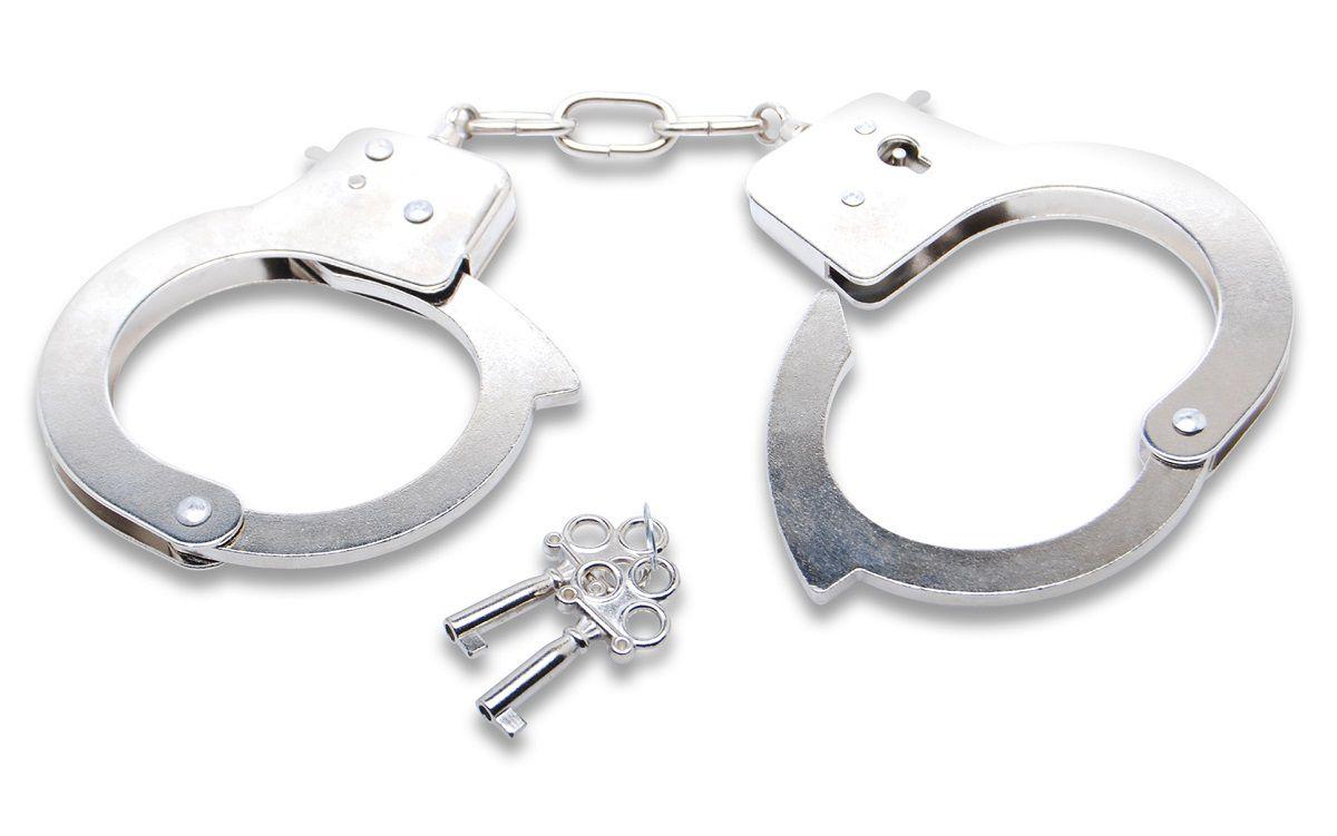 Наручники с ключами Official Handcuffs