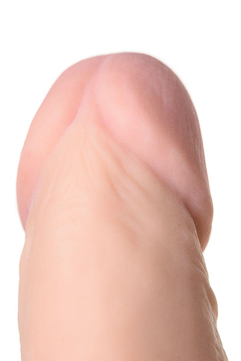 Насадка телесного цвета Toyfa XLover - 16,5 см.