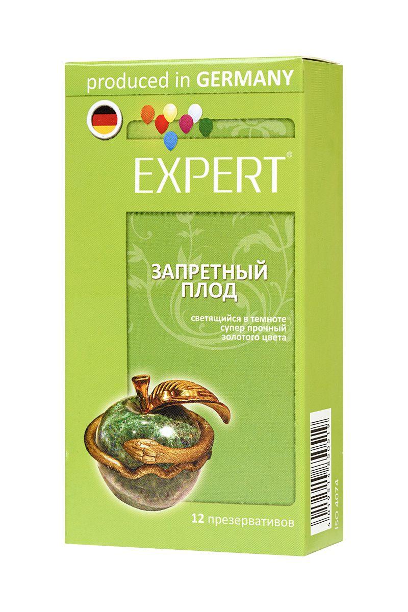 Презервативы Expert  Запретный плод  - 12 шт.
