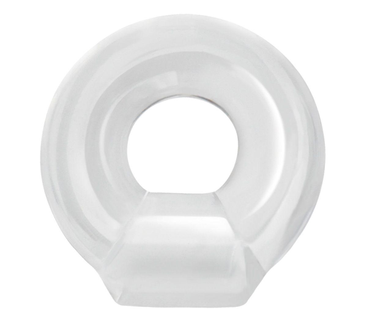 Прозрачное эрекционное кольцо Drop Ring