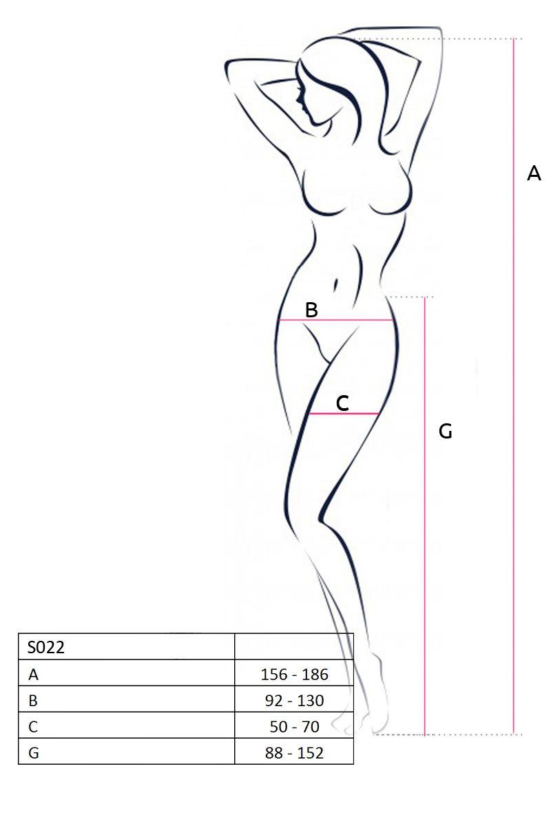 Обольстительные стрип-панти с боковыми вырезами и интимным доступом