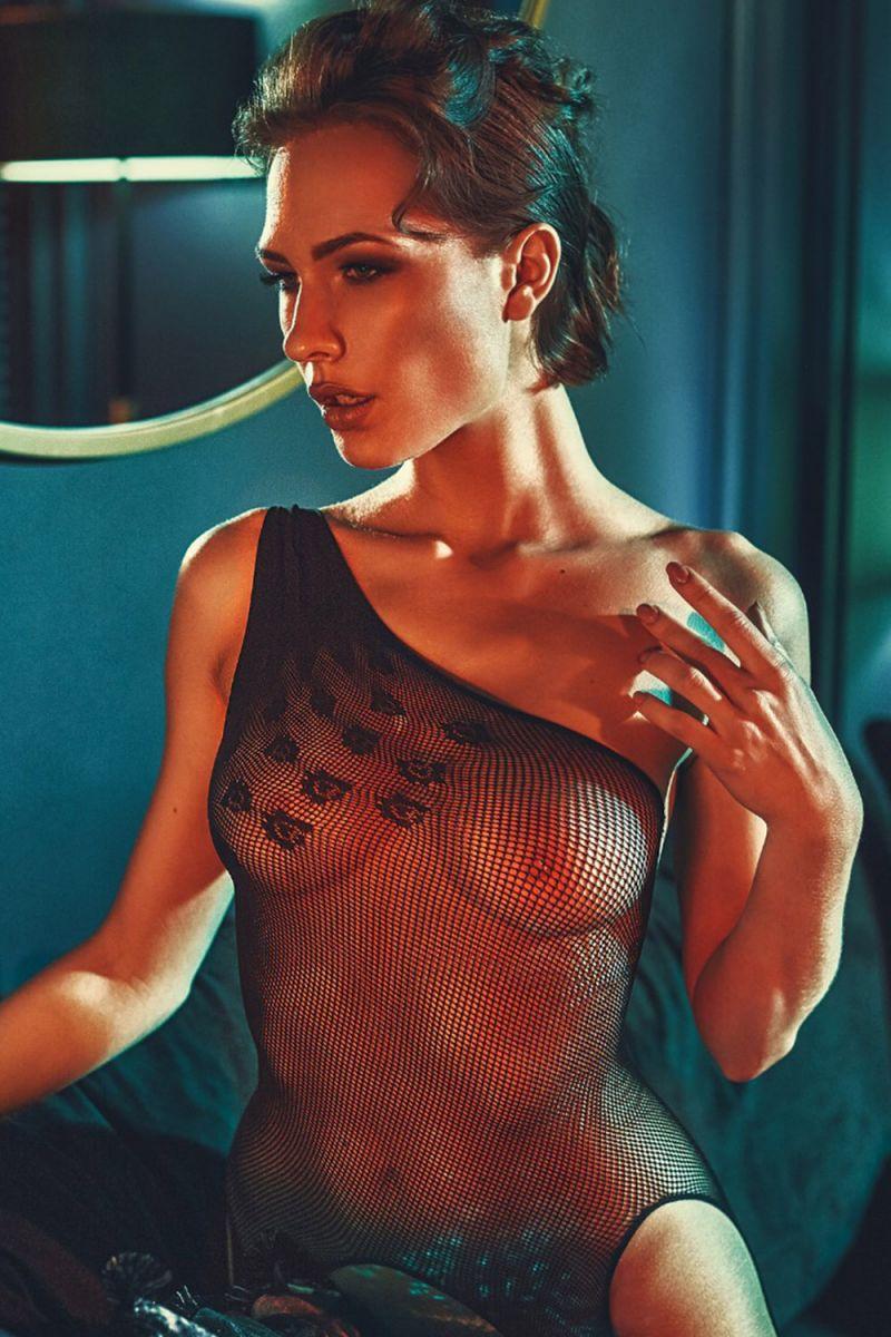 Соблазнительный комбинезон Elodi с интимным доступом