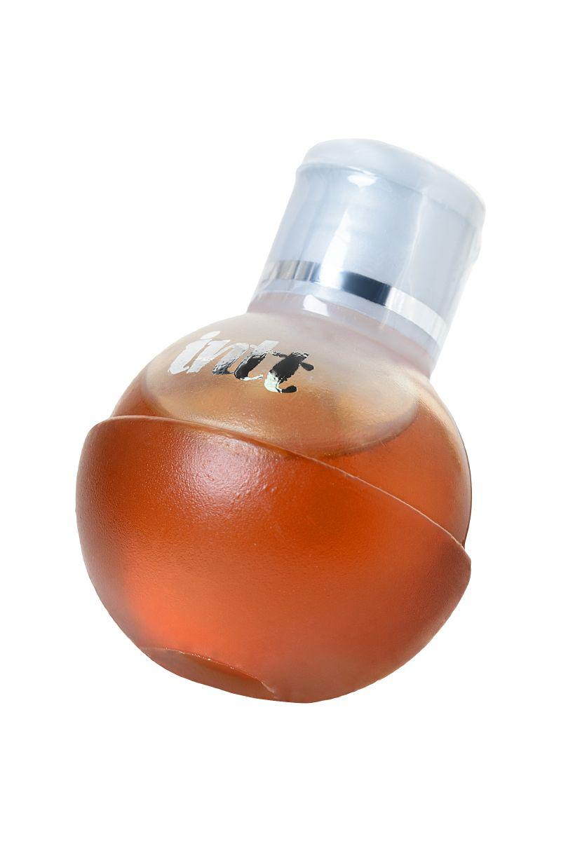 Массажное масло FRUIT SEXY Amarula с ароматом ликера и разогревающим эффектом - 40 мл.