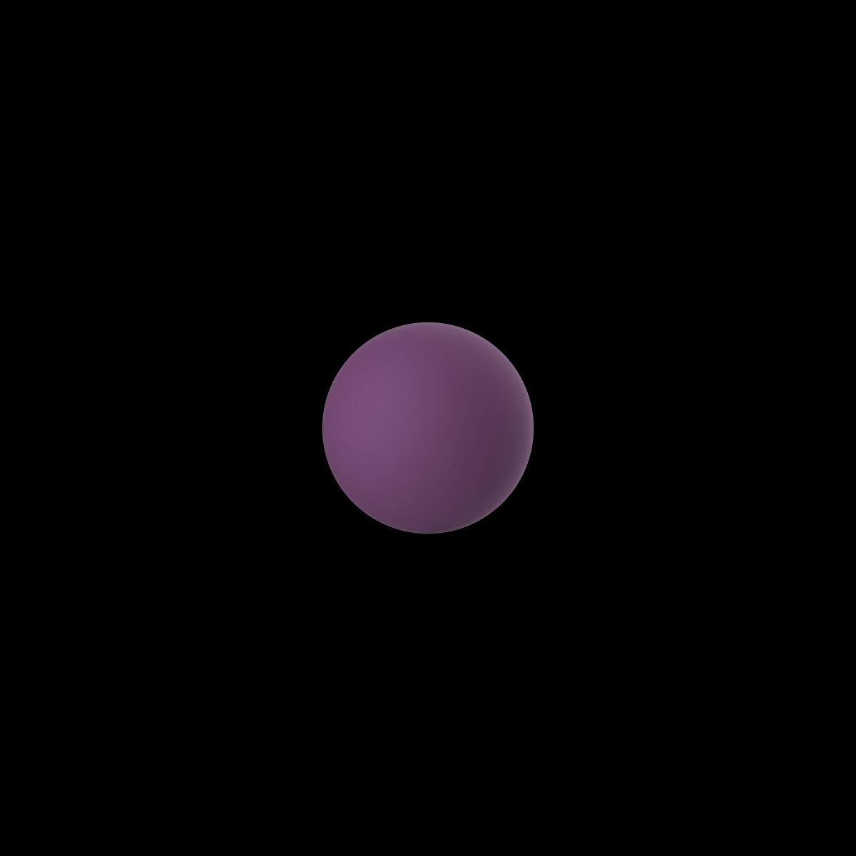 Набор фиолетовых вагинальных шариков Love Story Diva