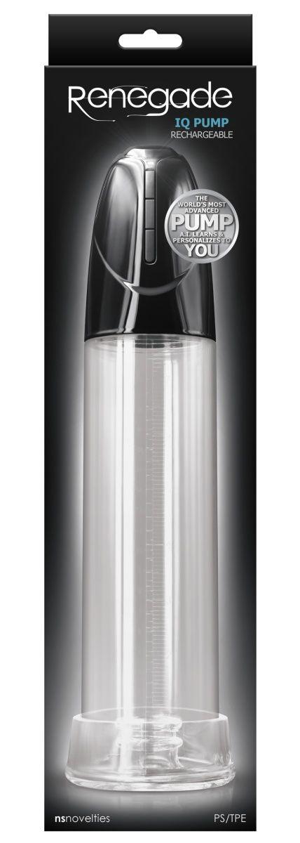 Автоматическая мужская вакуумная помпа IQ Pump