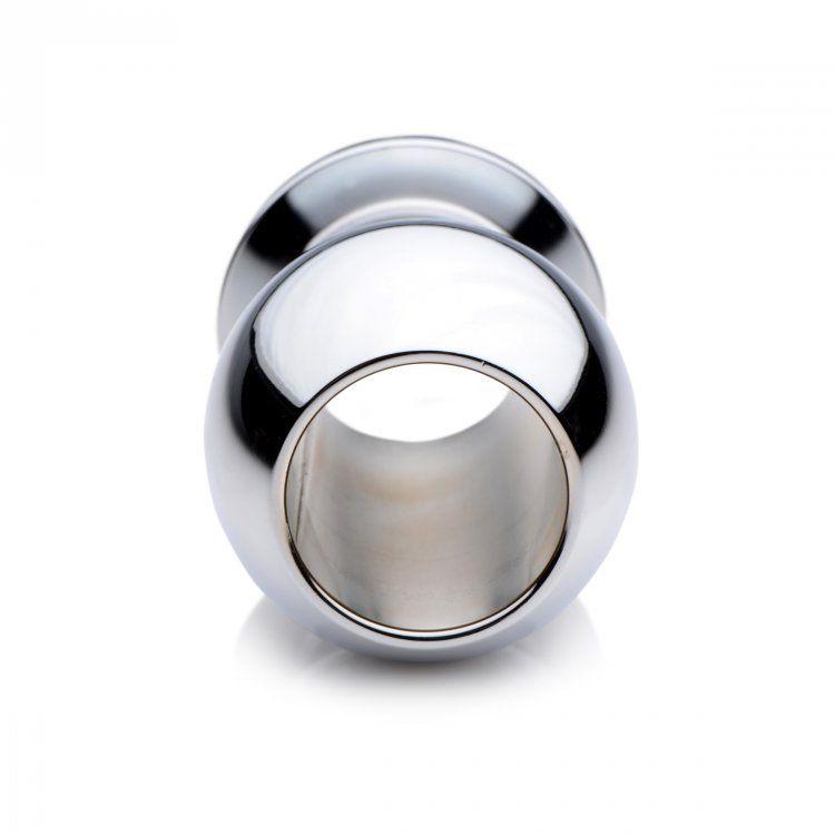 Малый анальный расширитель Small Abyss 1.5 Inch Hollow Anal Dilator - 6,1 см.