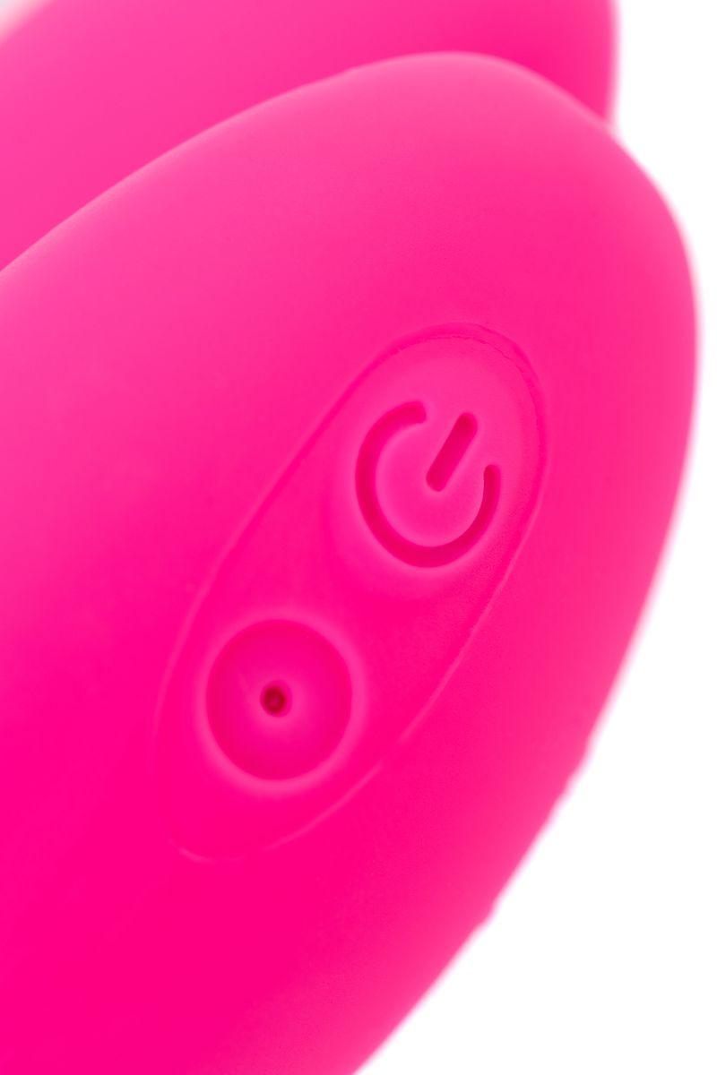Розовый стимулятор Wonderlove