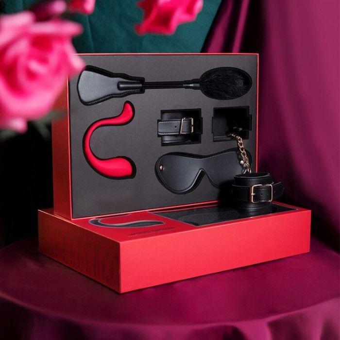 Эротический подарочный набор LIMITED EDITION BDSM GIFT BOX