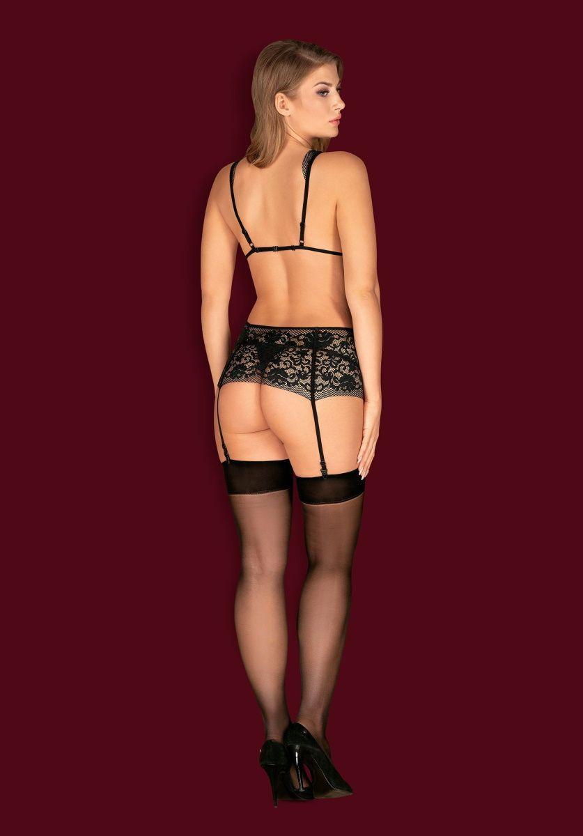 Роскошный кружевной комплект нижнего белья Figure