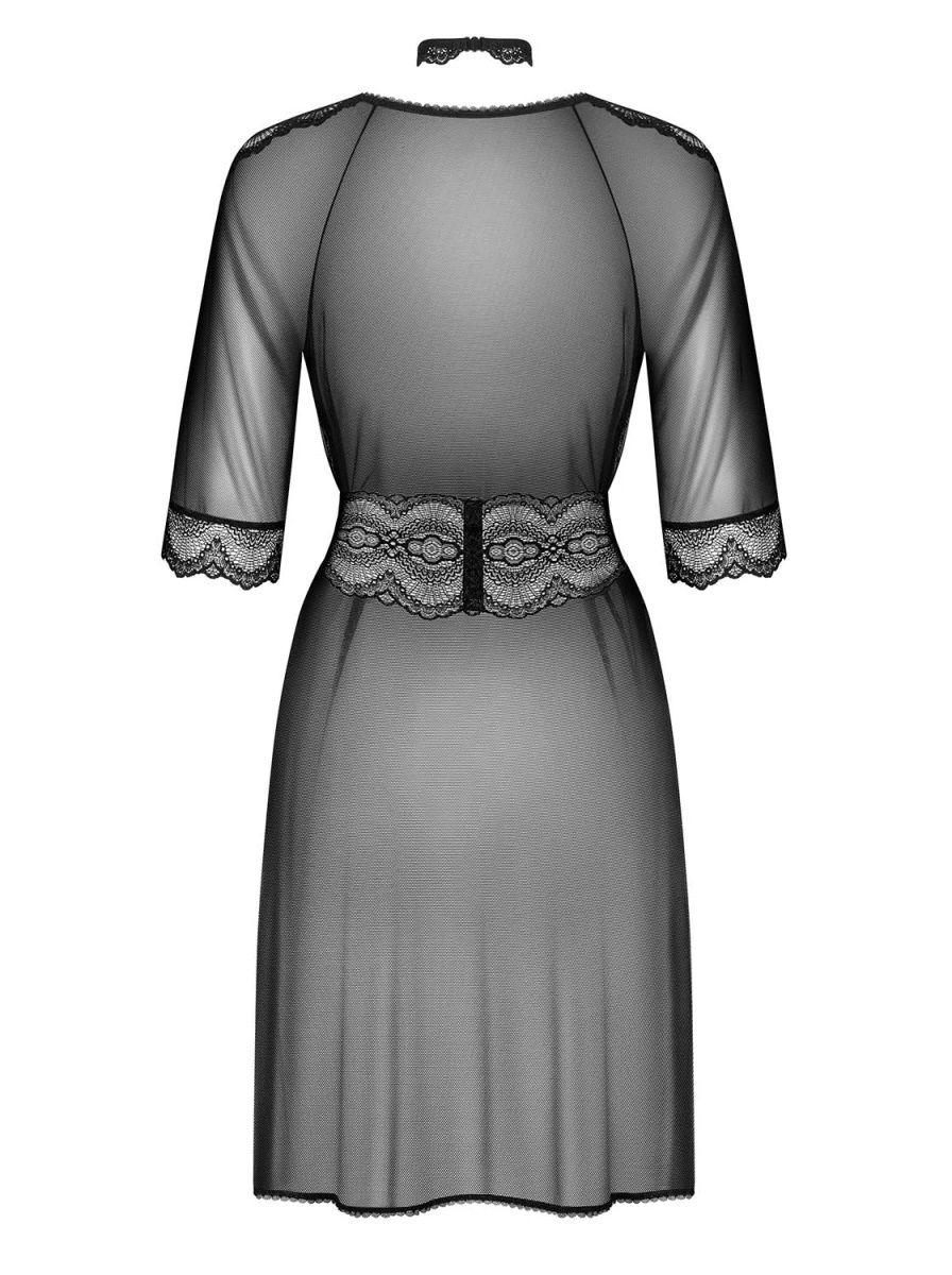 Оригинальный пеньюар Lucita с цветочным орнаментом