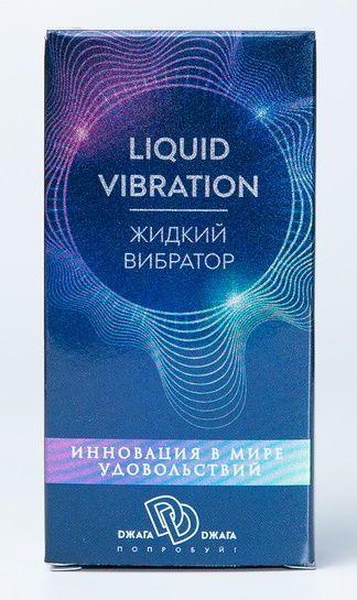 Возбуждающий крем-гель Liquid Vibration - 15 гр.