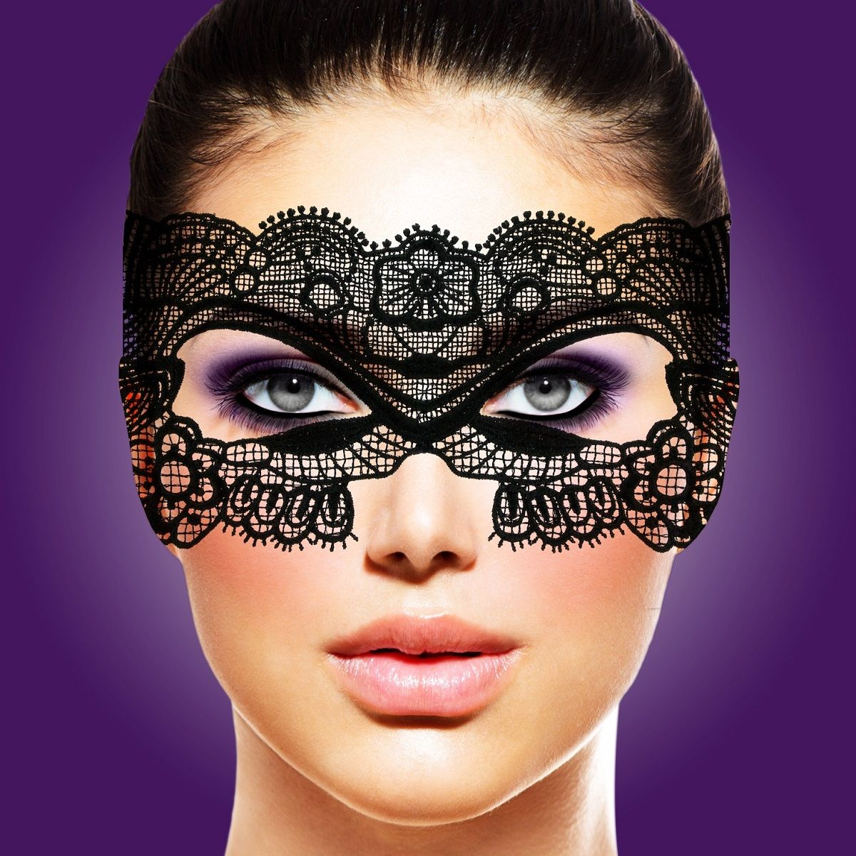 Кружевная маска Mask V Zouzou