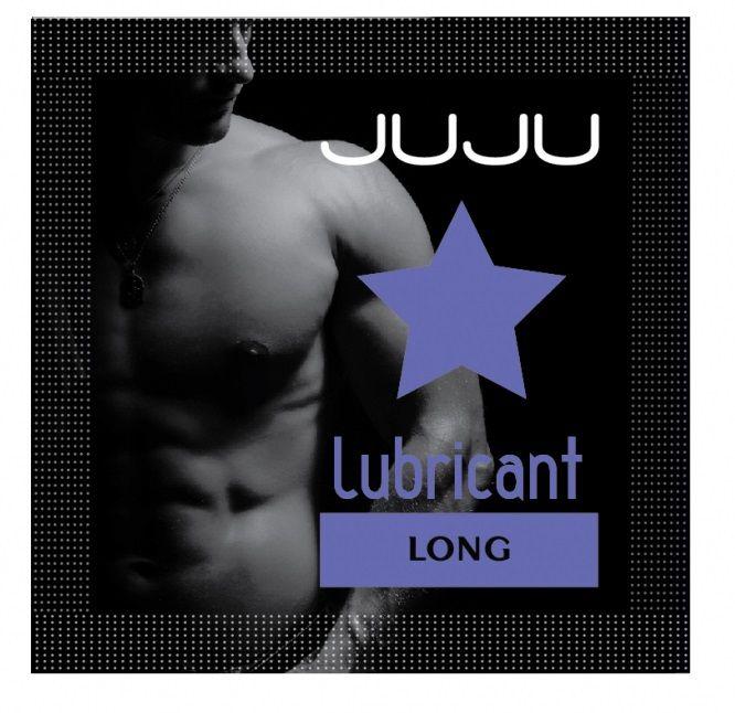 Пролонгирующий лубрикант JUJU Long - 3 мл.