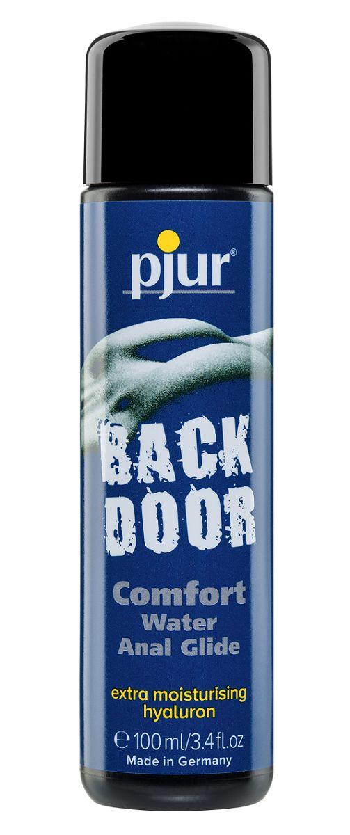 Концентрированный анальный лубрикант pjur BACK DOOR Comfort Water Anal Glide - 100 мл.