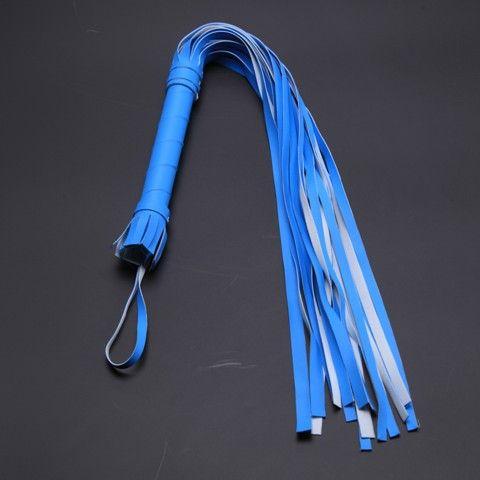 Голубая плеть-многохвостка - 65 см.