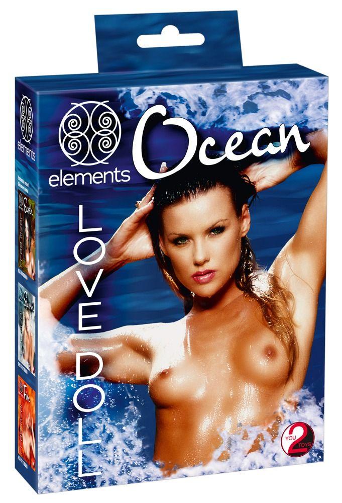 Надувная кукла для любви Ocean