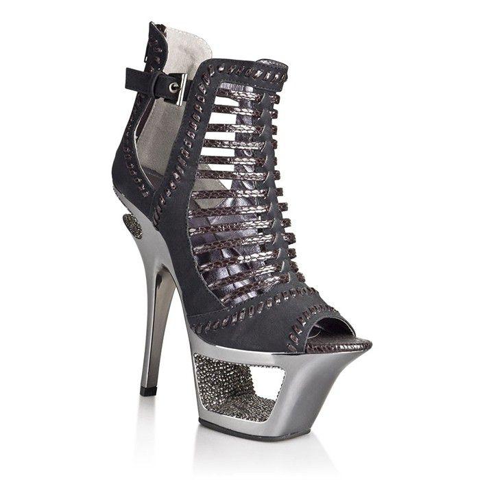 Эксклюзивные туфли Bliss Heel