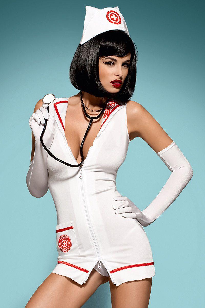 Игровой костюм доктора скорой помощи Emergency dress