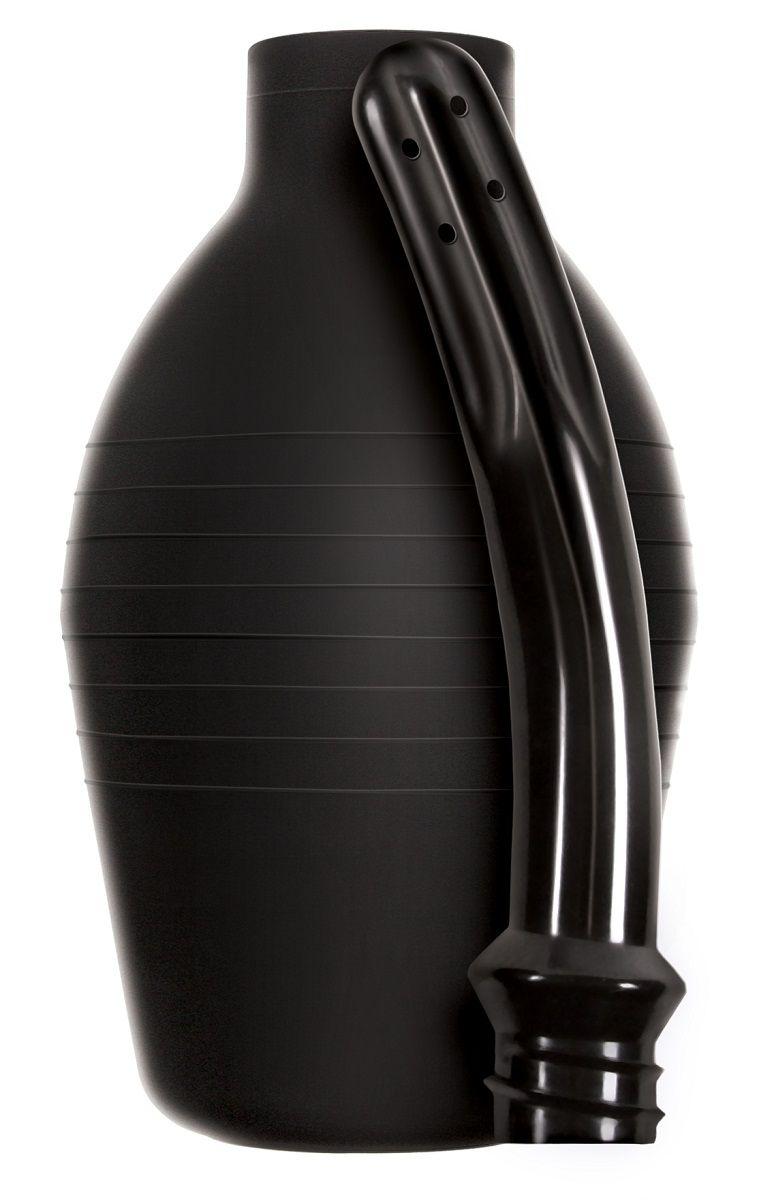 Черный анальный душ Renegade Body Cleanser