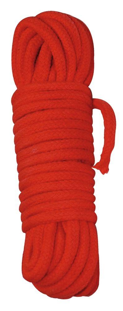 Красная веревка для связывания - 700 см.