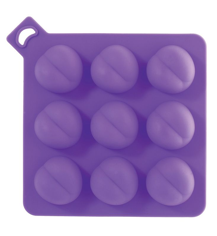 Формочка для льда в форме попки FUNX SEXY COOLER BUTT