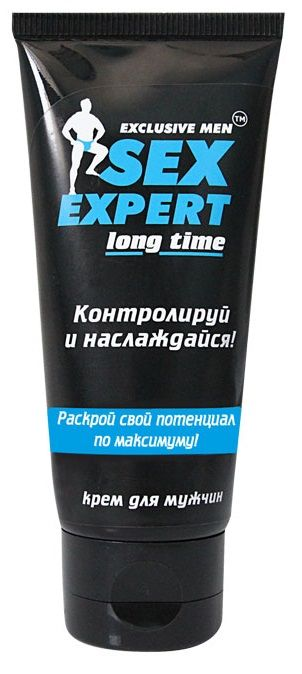 Пролонгирующий крем для мужчин Sex Expert Long Time - 40 гр.