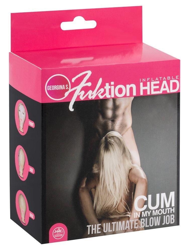 Надувная голова Function Head Georgina S.