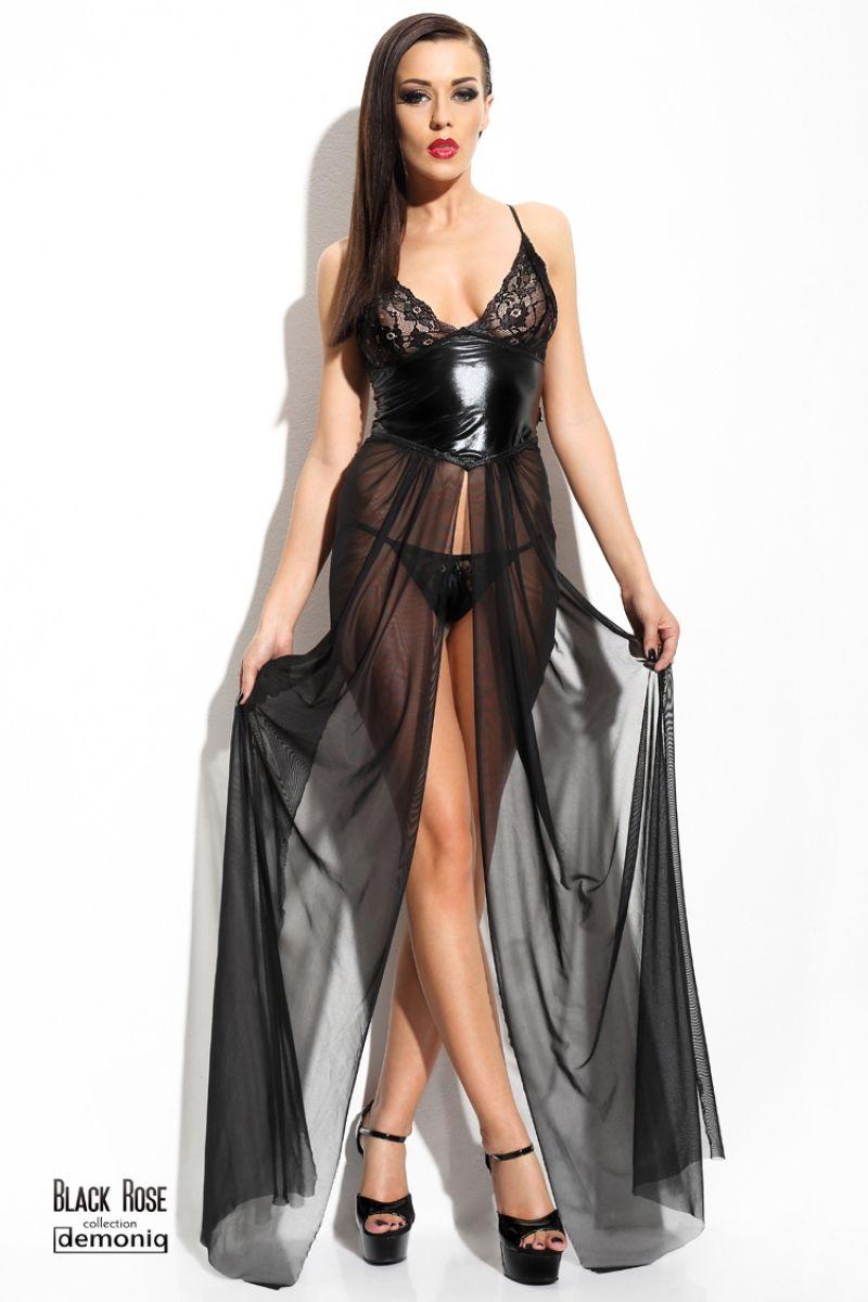 Длинное платье Anastasia