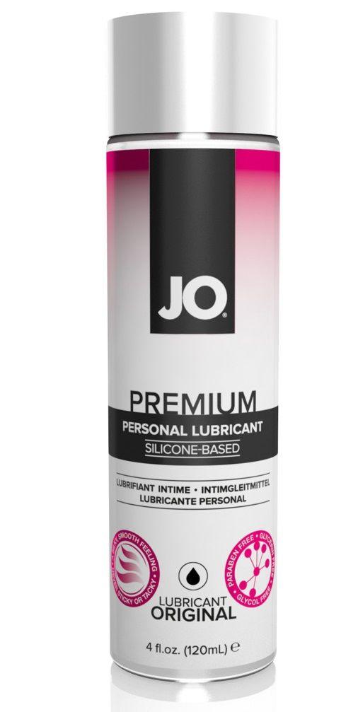 Женский нейтральный лубрикант на силиконе JO Personal Lubricant Premium Women - 120 мл.