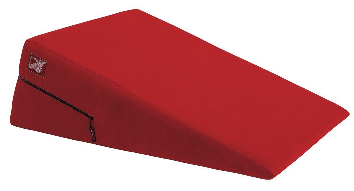 Большая красная подушка для секса Liberator Retail Ramp