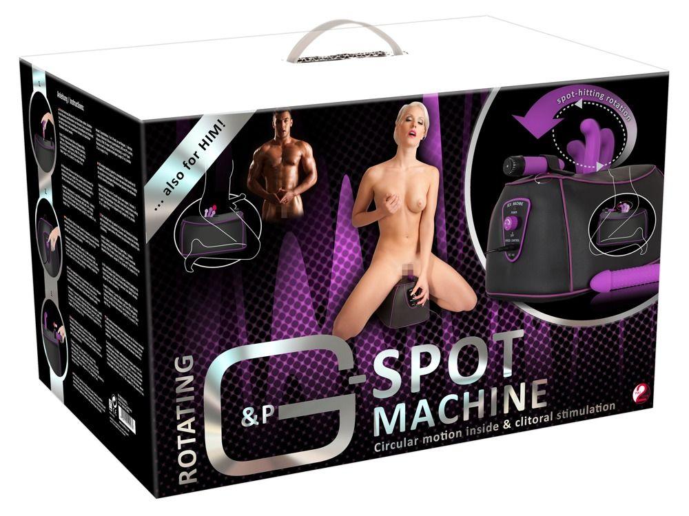 Секс-машина G-Spot Mashine