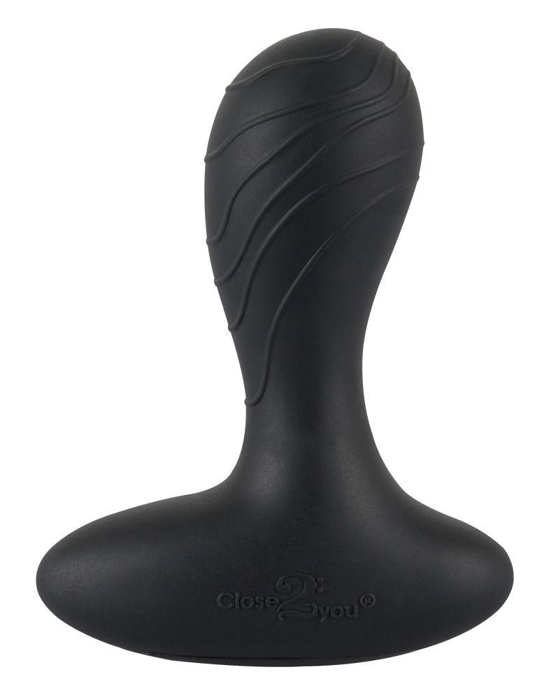 Анальная вибровтулка Ano - 10,5 см.