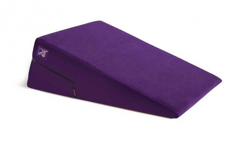 Фиолетовая подушка для любви Liberator Retail Ramp
