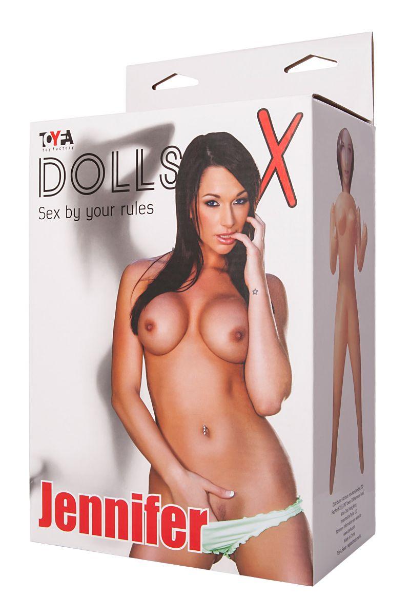 Надувная секс-кукла Jennifer
