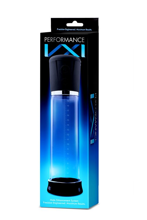 Автоматическая вакуумная помпа с уплотнителем Performance VX1 Male Enhancement Pump System