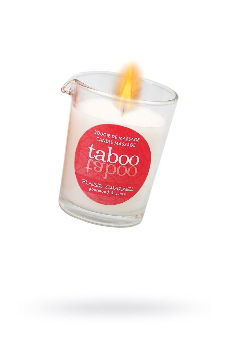 Массажное аромамасло с афродизиаками для женщин RUF Taboo Plaisir charnel - 60 гр.