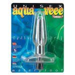 Анальный вибратор Aqua Veee