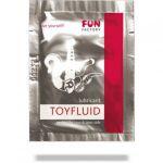 Лубрикант на водной основе Toyfluid - 3 мл.!