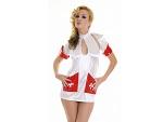 Платье для сексапильной медсестры #3328