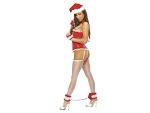 Новогодний BDSM набор Снегурочки #5460