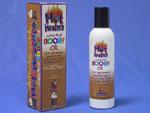 Разогревающее массажное масло для груди Ваниль #570