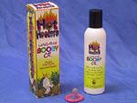 Разогревающее массажное масло для груди Пина Колада #572