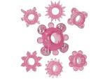 Набор из 7 эрекционных колец RING RING RING #6493